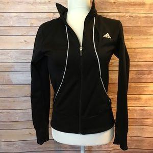 Adidas full zip up jacket